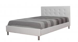 Queen bed, wit